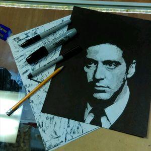 Al Pacino Michael Corleone Godfather