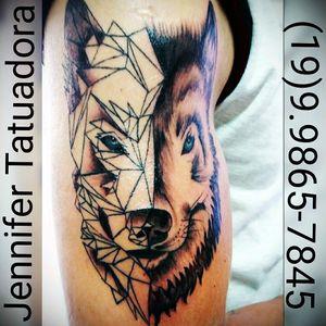 #tattoo #tattoolobo #tattooart #tattoomen tattoomen