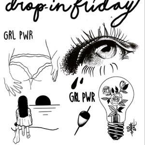 #girlpower That light bulb 😍