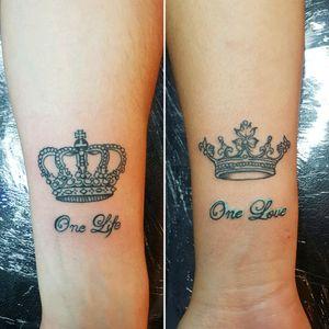 Tatuaje de parejas