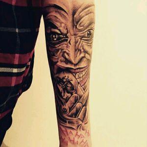 #jokertattoo #Joker #hahaha