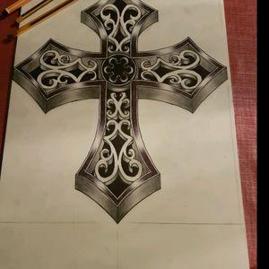 A big work for a cover #design #tattoodesign