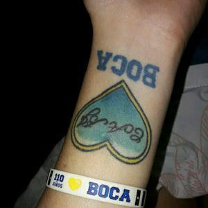 BOCA JUNIORS !  #Argentina #BOCA JUNIORS #Pasión