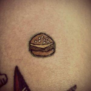 Mini burger selfmade
