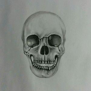 #inprogress #skull #drawing  #skulldrawing #KGINK