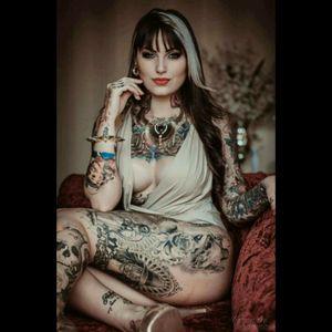 #inkedgirl #girltattoo #tattooGirls #sexygirl #tattoo