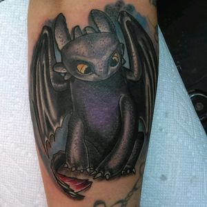 Who doesn't like toothless I'm sure there is plenty of people who can enjoy this.