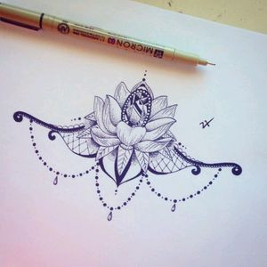 I like this! I think it would look awesome on my lower stomach ❤