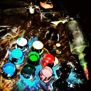 #ink #color #eternalink