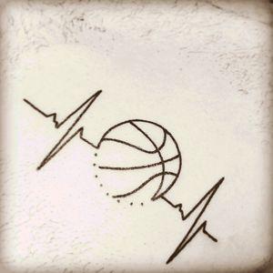 #basketballtattoo