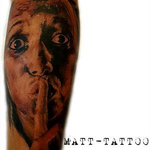 #tattoo #tattoos #tattooed #tatted #ink #inked #inkedup #inkedgirls #time #pic #picoftheday #me #follow #like #best #love #girl #life #realistic #tattooartist  #colortattoo