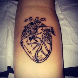 #Ink #heart #mywork #KInk