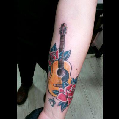 #Roses #guitar