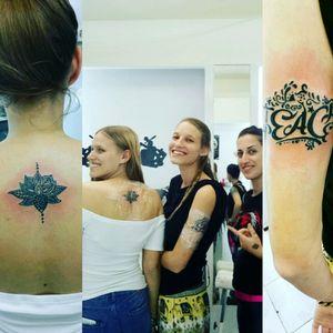 Tattoo by Rose Tattoo