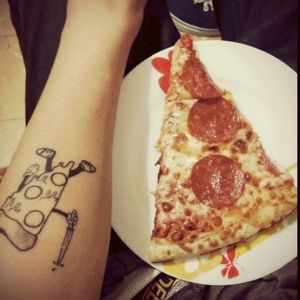 #Pizza #killapizza #killa #pizzawithdagger