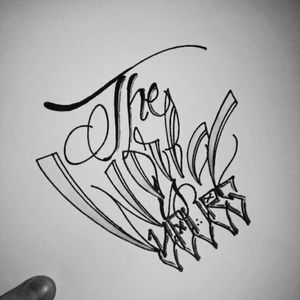 The world is yours #stencil #scetch #TonyMontana