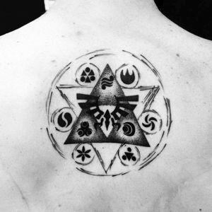 Triforce - Zelda - Ocarina of Time #Triforce #zelda #OcarinaOfTime