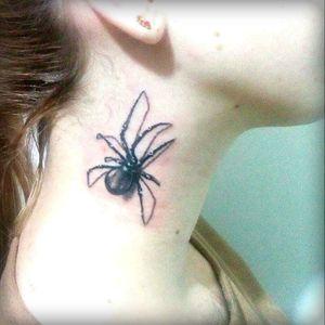 #mauromilan#tattooaraña