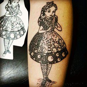 #mauromilan#tattooalicia
