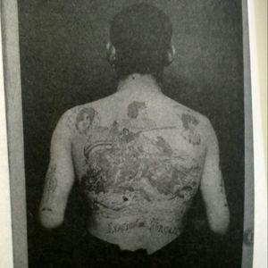 Les tatouages