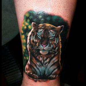 #VeronikaRaubtier #tattoo #veronikaraubtiertattoo #tiger #tigertattoo