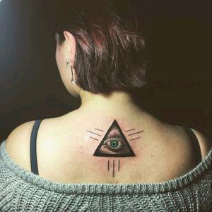 #triangletattoo @Tattoo_Records