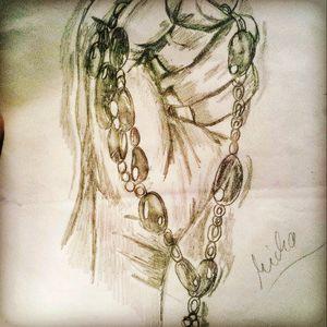 #skitze #dreamtattoo #tattoo #tattoos #tattooedmann #followme #follower #follow #cheyene #black #blackgrey #simone hertel #tattooartist #hand #kranz #perlen #kreutz