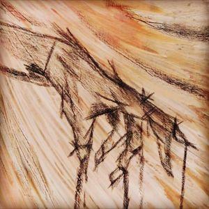 #acryl #hand #finger #marionette #skitze #faden #follower #follow #followforfollow #artist #mone1971