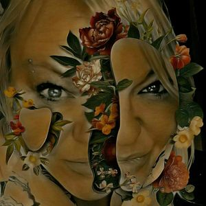 #me##mone1971 #blumen #flower #bunt #farbe #öl#follower #follow #followforfollow #artist #dreamtattoo #mindblowing #mone1971 #