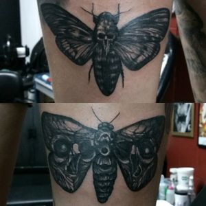 #tattoo #tattoosp #sullen #darktattoo #tattoolife #darkart #macabreart #morbidart #horrorart #sp #bnginksociety #blackandgreytattoo #blackandgrey #ink #inked #darkartist #tguest