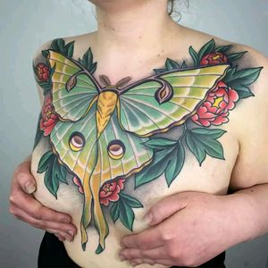 Dan Pemble #tattoodo #TattoodoApp #tattoodoBR #colorida #colorful #DanPemble