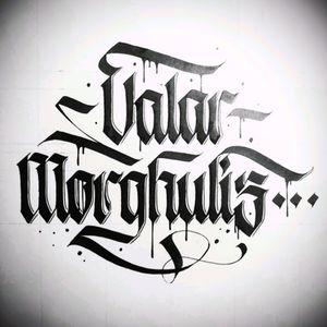 """""""Valar Morghulis"""""""