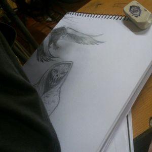 #sketchtattoo #tattoodrawing