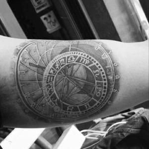 #watch #astrology #prague #MyTattoo