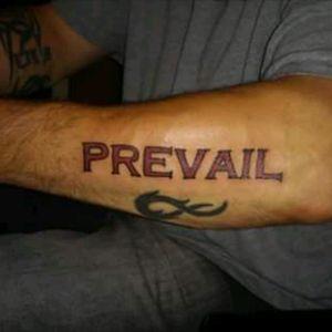 #prevail #4um #redandblack