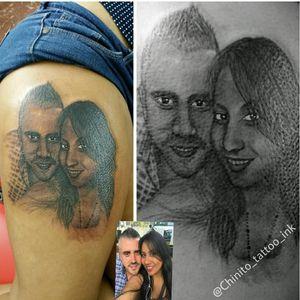 #tattooretrato #tatuajes