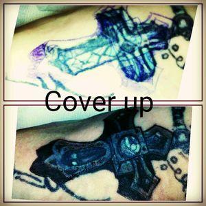 #coverup #fuss #blackgrey #mindblowing #mone1971 #tattoo #tattoos #follower #follow #followforfollow #blackgrey #cheyenehawk #eternal #dreamtattoo #mindblowing #tattooed #tattooedwoman #inkgirl #tattooedgirl #tattkoartist