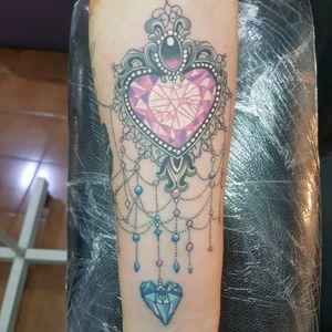 Gem tattoo