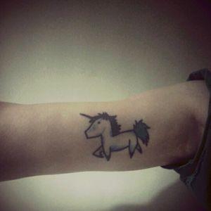#unicorn #unicorntattoo #bulgaria #anonymoustattoo