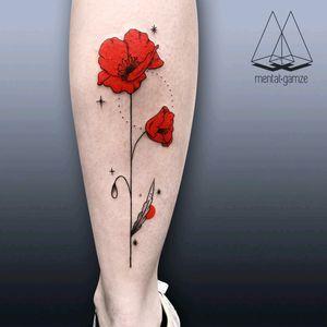 By #MentatGamze #flower #dotwork #floral #stars #nature #sun