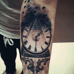 Piramide do tempo