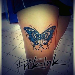 #FrikInk #cdmx #butterfly