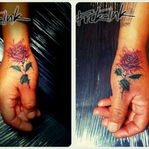 #FrikInk #cdmx #roses