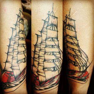 Tradicional sailor Jerry
