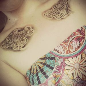# tatoo #french #style #chicanos #bodymodification