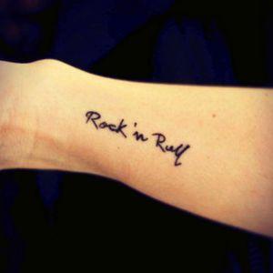 #rockandroll