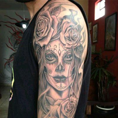 #catrina #tattoo