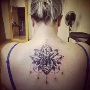 #tattoomandala #tattoolotus