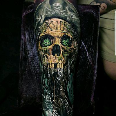#pirate #pirateskull #piratetattoo #scull #sculls #sculltattoo #PirateTattoos #realism #realistic #artwork #tattooed #tattoodo #ink #inked ##skull2017 #tattoodoapp #blackwork #scull #sculltattoo #scullandraven #raven #raventattoo #blackandgrey #tattoo #tattoodo #tattooes #ink #sculls #scull #sculls #sculltattoo #dead #black #blackink #tattoo #Tattoodo #colorful #colortattoo #colorrealism #realistic #realism #dreamtattoo #inked #art #tattooart #ink #epic #skull #skull2016 #skul #skulladdict #SkullAgain #skullandbones #skullandfire #skullart #skullpiece #inked #tattooed #tattoos #megandreamtattoo #finework #brasil #best #perfect #bestskullever #skullcollector #skullhead #skulltattoo #skull #color