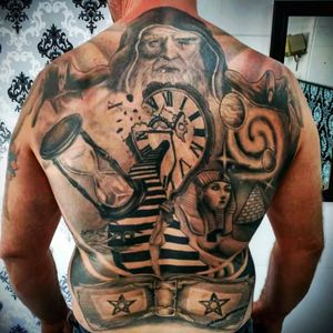 Healed 2 years #ranieretattoo #tattooartistBR #surrealtattoo
